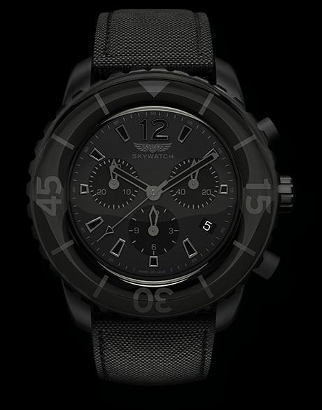 all-black-chrono