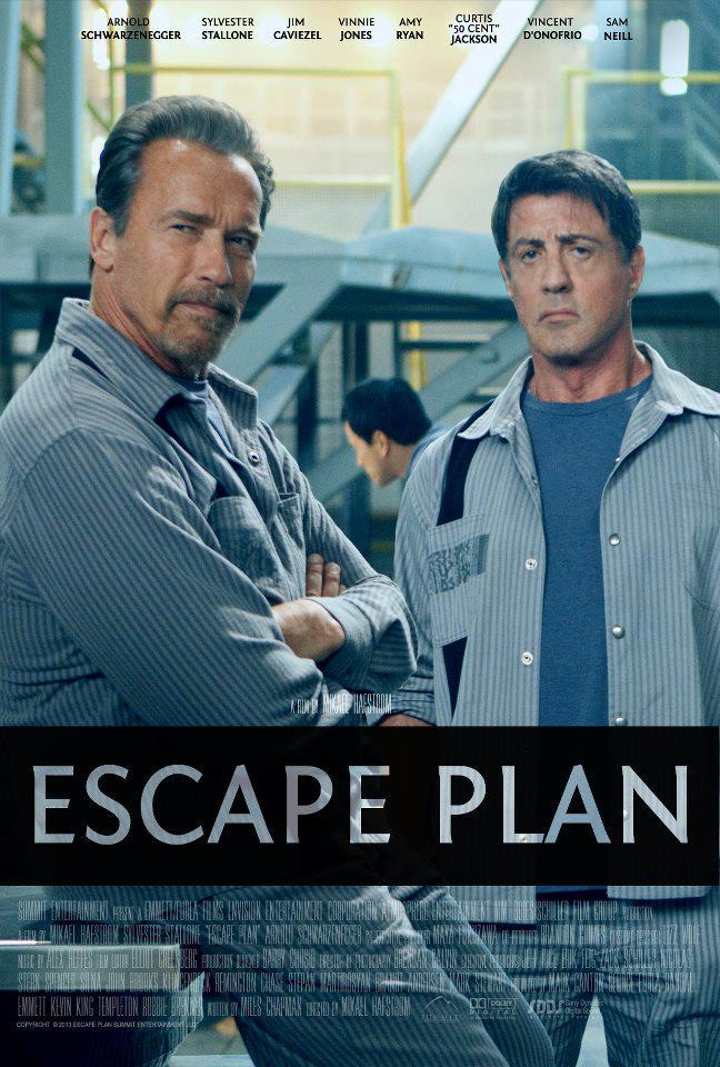 План побега: Арни и Слай носят Luminox