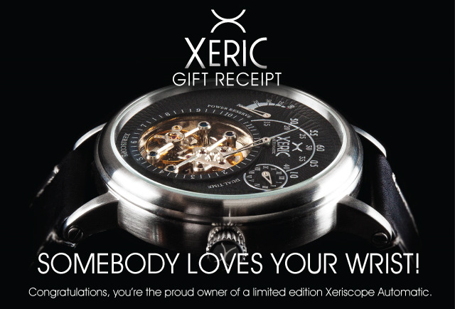 Xeric Xeriscope: доступная экстравагантность