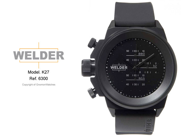 Минус 50% на все часы Welder
