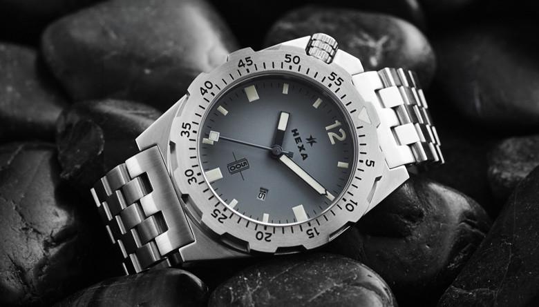 Скидка 10% на часы Hexa