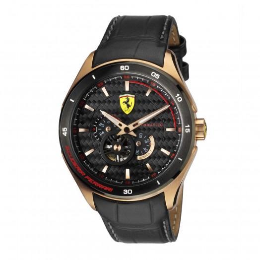 Новая линейка часов Ferrari