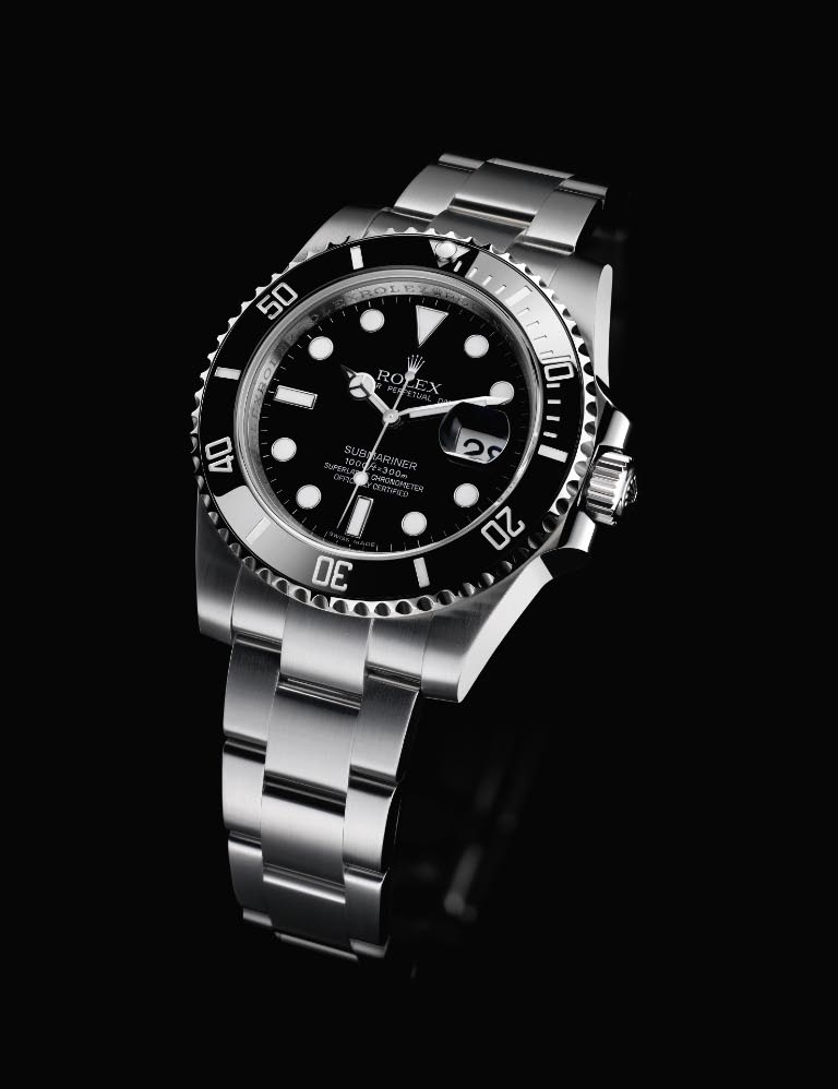 Это - Rolex Submariner