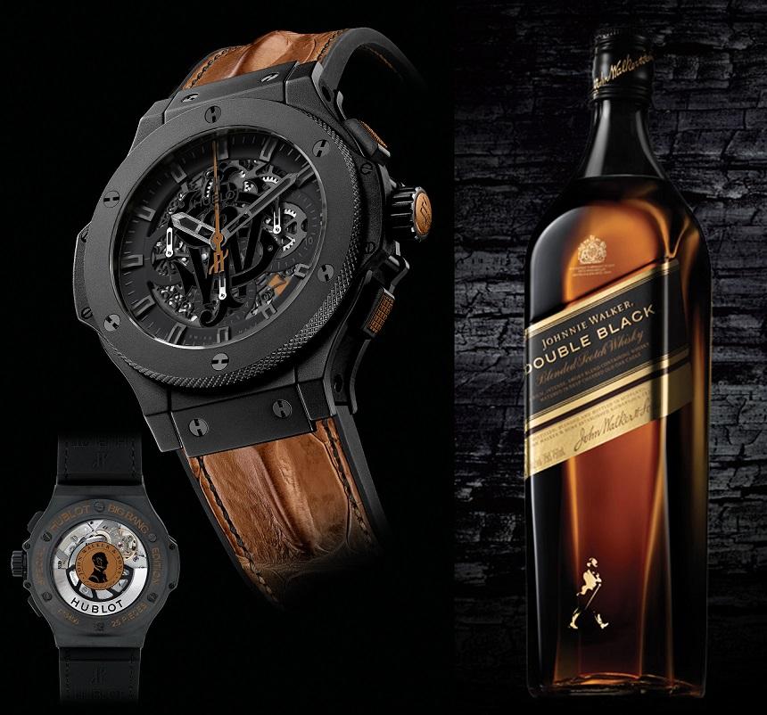 Часы в честь виски