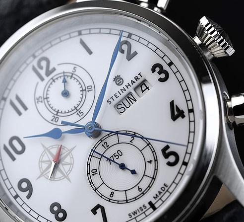 Marine Chronograph 44 от Steinhart