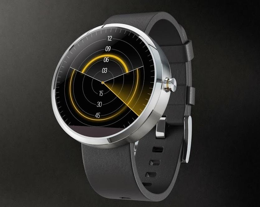 Дизайны циферблата для Motorola 360