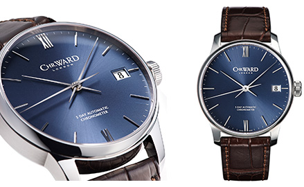 механизм christopher ward
