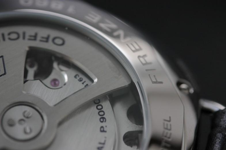 Отпечаток пальца на роторе
