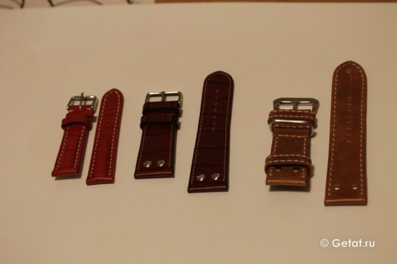 Обзор 3 ремешков для часов от Watchbandcenter.com