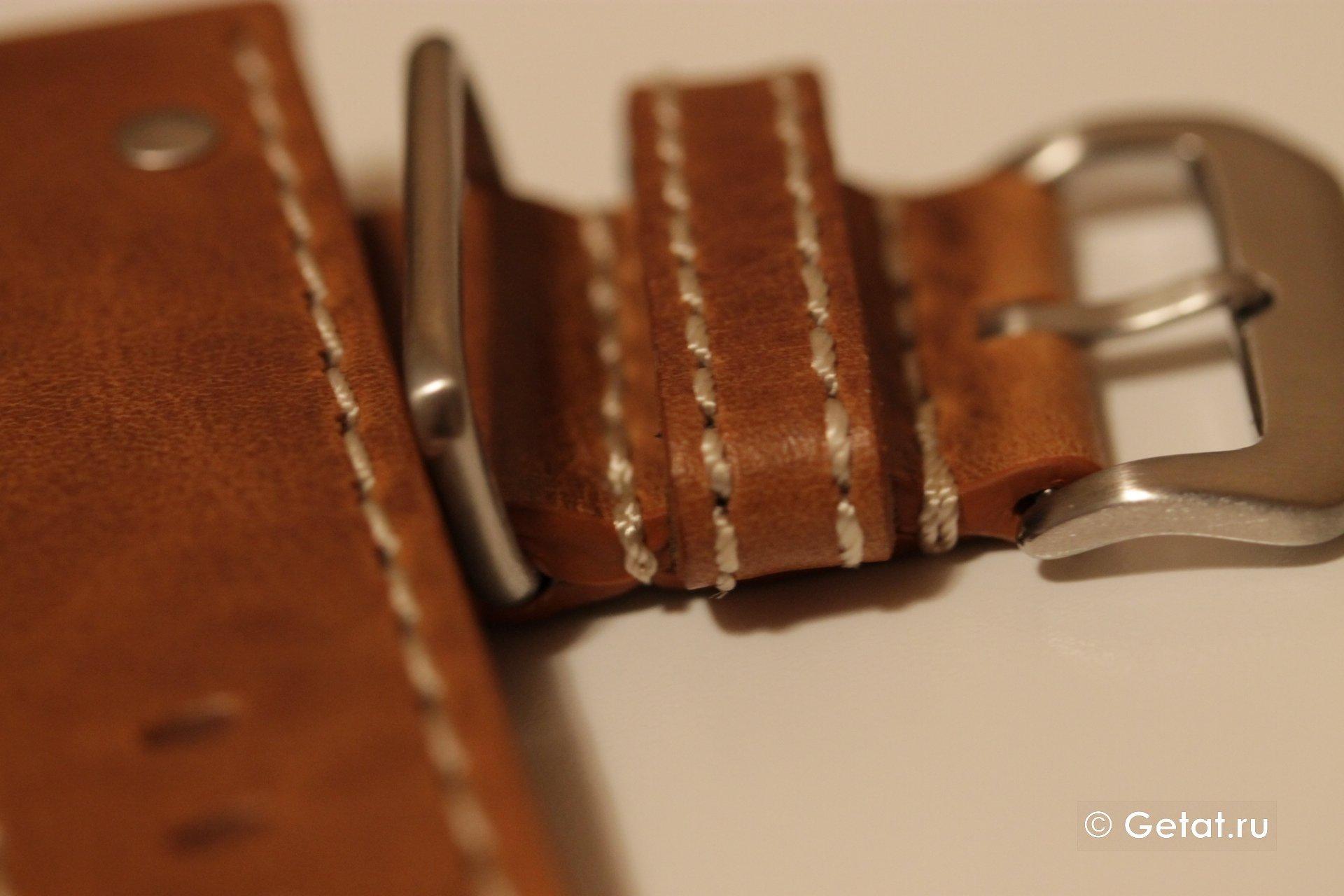 Обзор 3 ремешков от Watchbandcenter.com