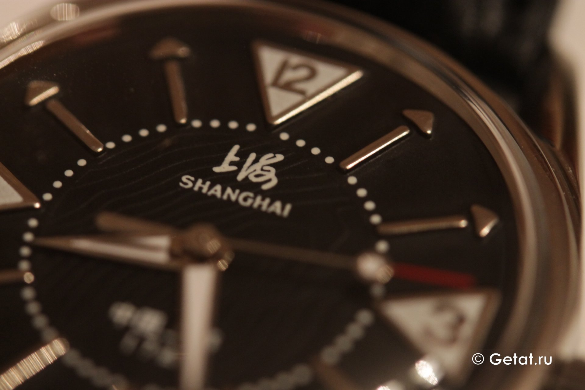 Часы Shanghai 8120 — обзор классики из прошлого ценой $50
