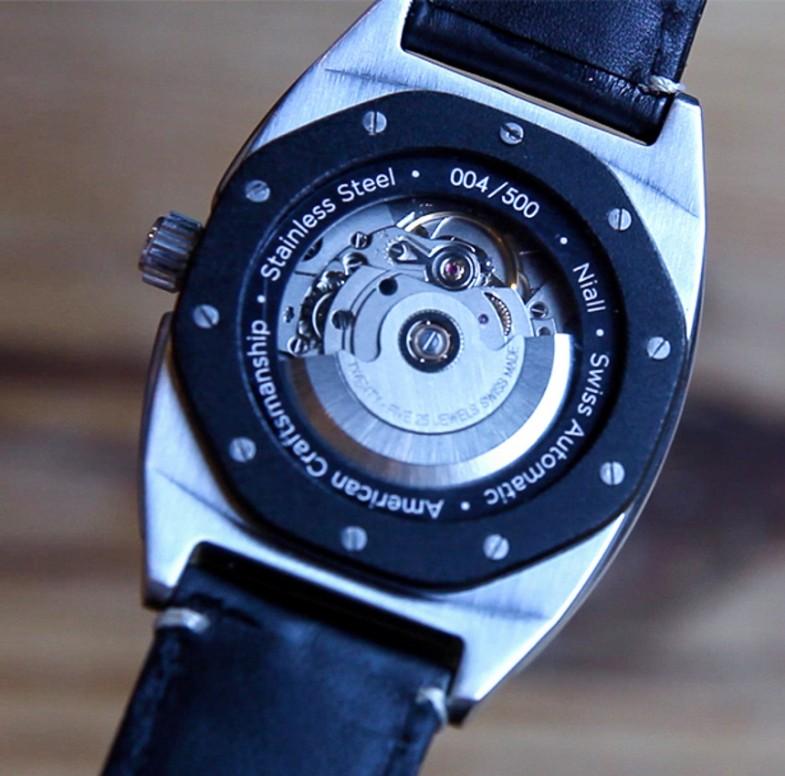Niall часы США