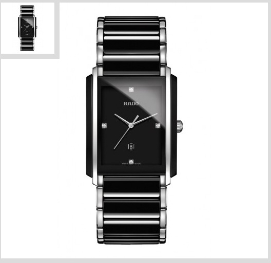 Гид по стилю от Тило: Rado - женские часы