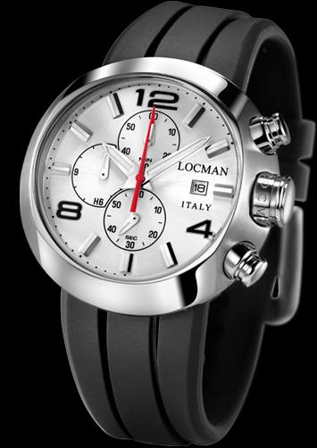 Locman — итальянский дизайн, японские механизмы