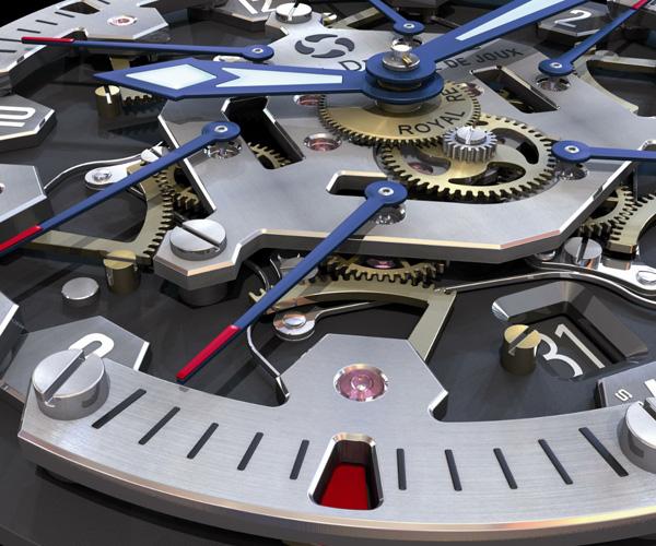 Самый открытый производитель часов из Швейцарии