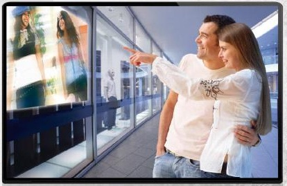 Цифровые витрины - экономный способ повышения продаж в вашем магазине часов