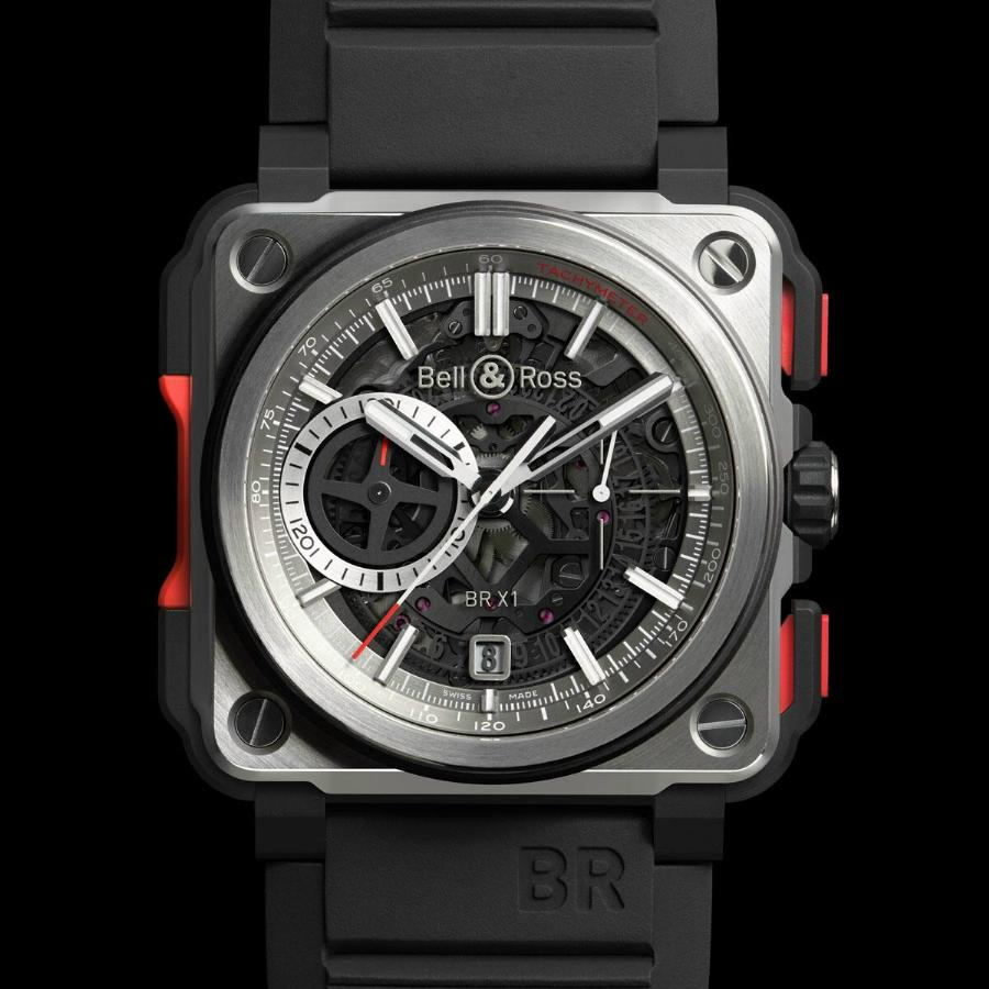 Bell & Ross - BR-X1 Red