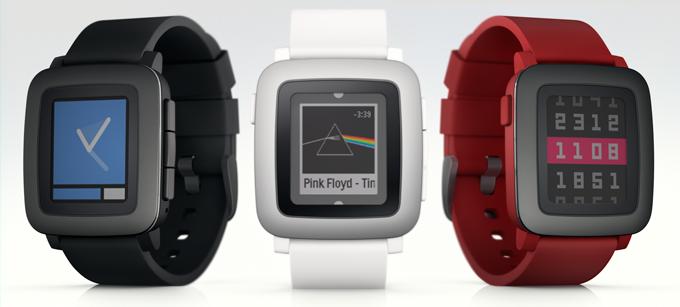 Pebble Time бьет рекорды на Kickstarter