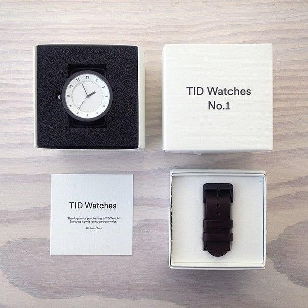 часы TID