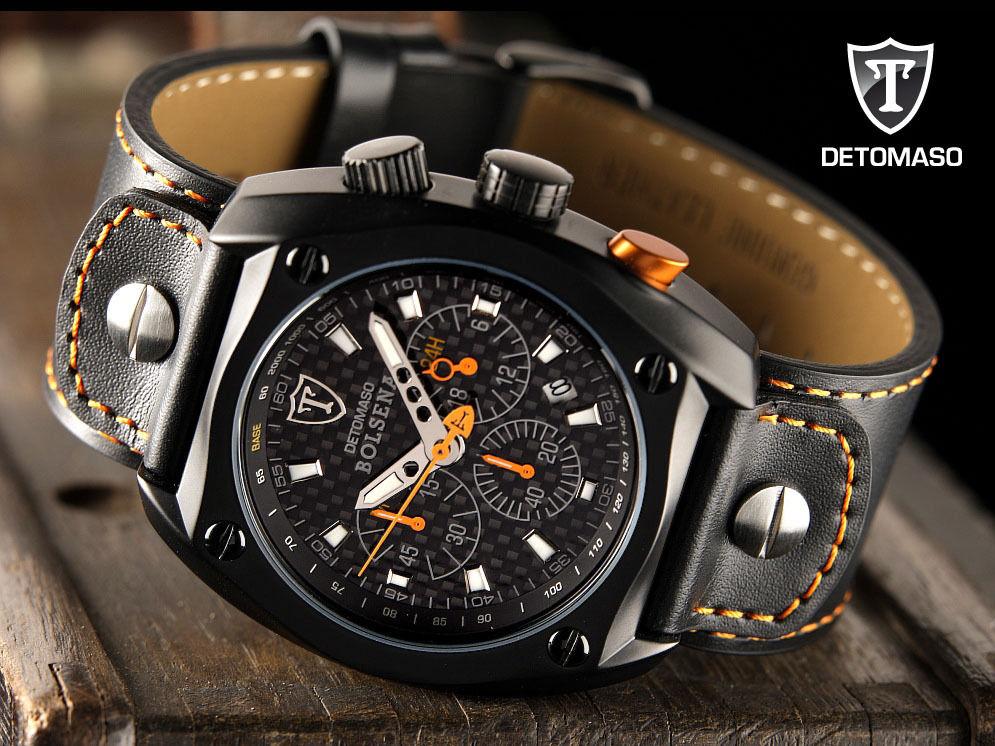Detomaso - дешевый азиатский немец с итальянским брендом