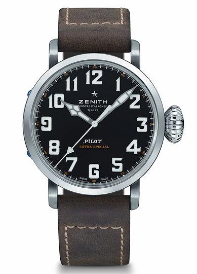 5 доступных часов Zenith