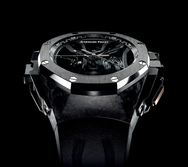 Супер часы Audemars Piguet Royal Oak Concept Laptimer Michael Schumacher