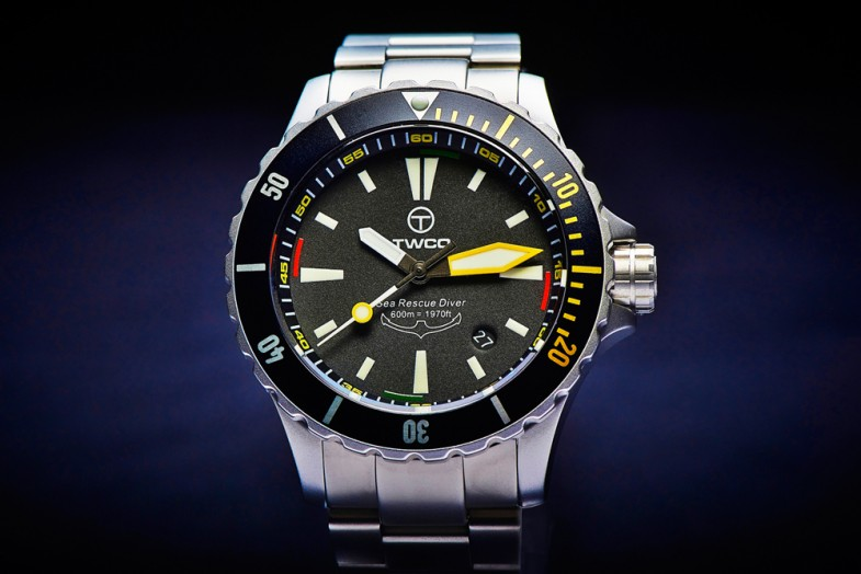 3_twco_sea_rescue_diver_yellow_stainless_steel_bracelet_robbert_suurland