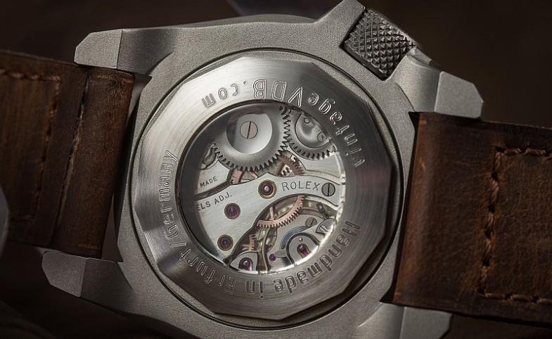 Vintage VDB часы