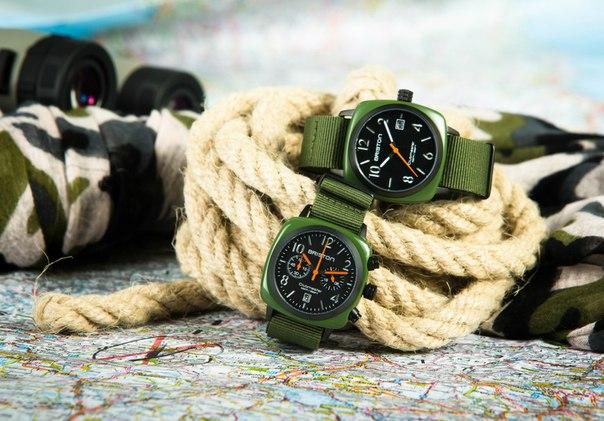 Дизайнерские часы Briston