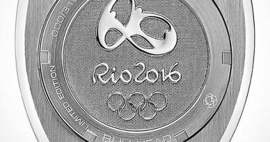 Omega - Seamaster Bullhead Rio 2016