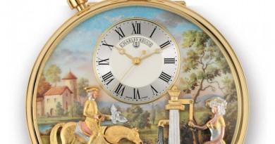 Эротические часы (18+)