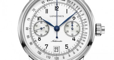 Longines Heritage Column-Wheel Single Push-Piece Chronograph