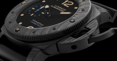 Обзор Panerai Luminor Submersible 1950 Carbotech
