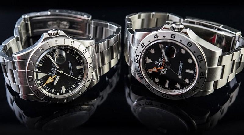 Rolex Explorer II: история и хомажи