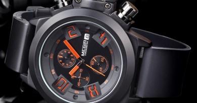 Megir 2002 - большие часы всего за $17