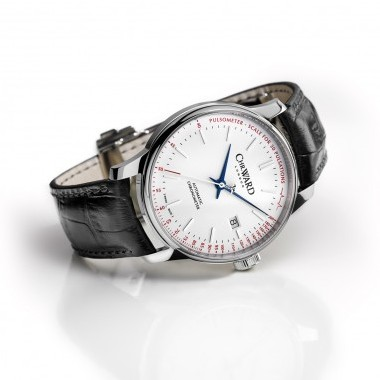 Докторские часы от Криса Уорда