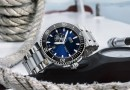 Oris Aquis Small Second Date Blue Dial