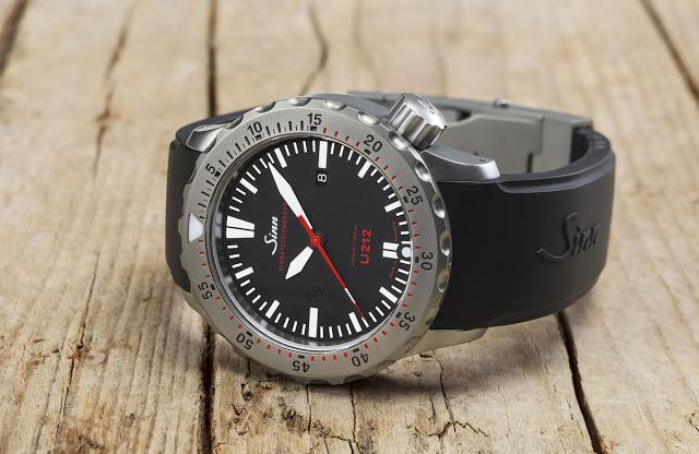 Sinn - U212 (EZM 16) Diver