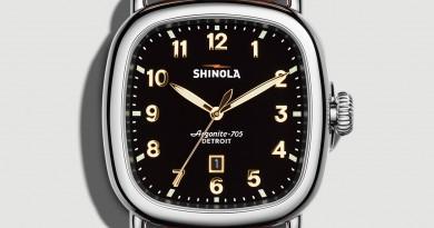shinola мохаммед али часы