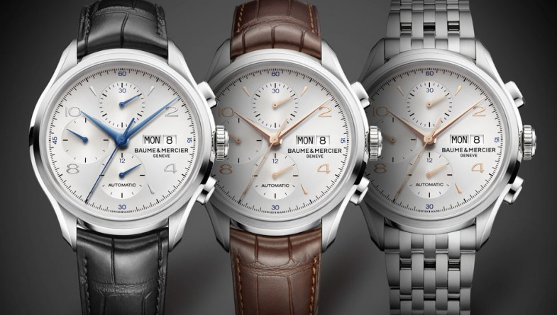 Baume-Mercier-Clifton-Chronograph