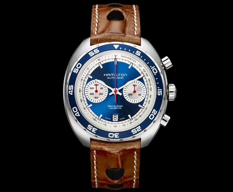 Hamilton Pan Europ Automatic Chronograph