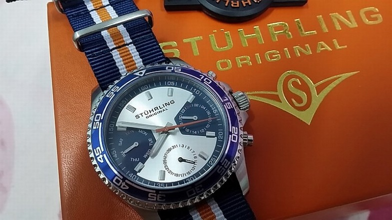 Stuhrling Original Men's 843.01 Leisure Freedom