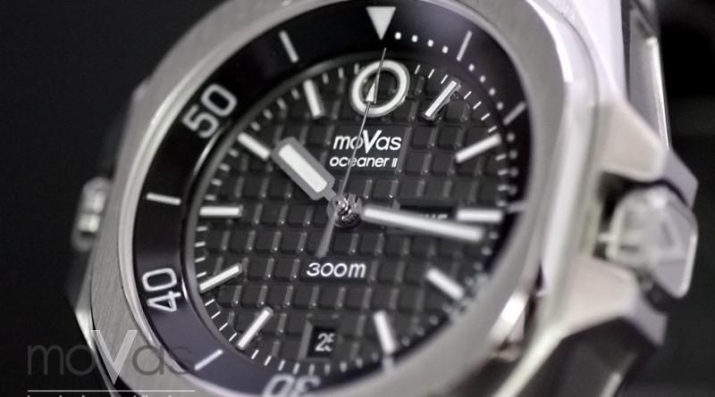 moVas Oceaner II - предзаказ часов