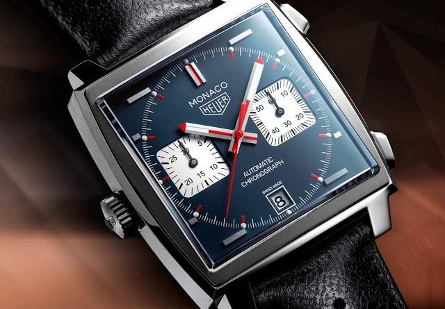 Хомаж Tag Heuer - Monaco Calibre 11 Chronograph
