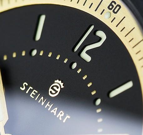 STEINHART Marine Chronograph раскуплен подчистую?