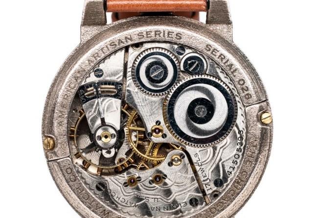Марьяжи от Vortic - конструктор часов с винтажными калибрами из США