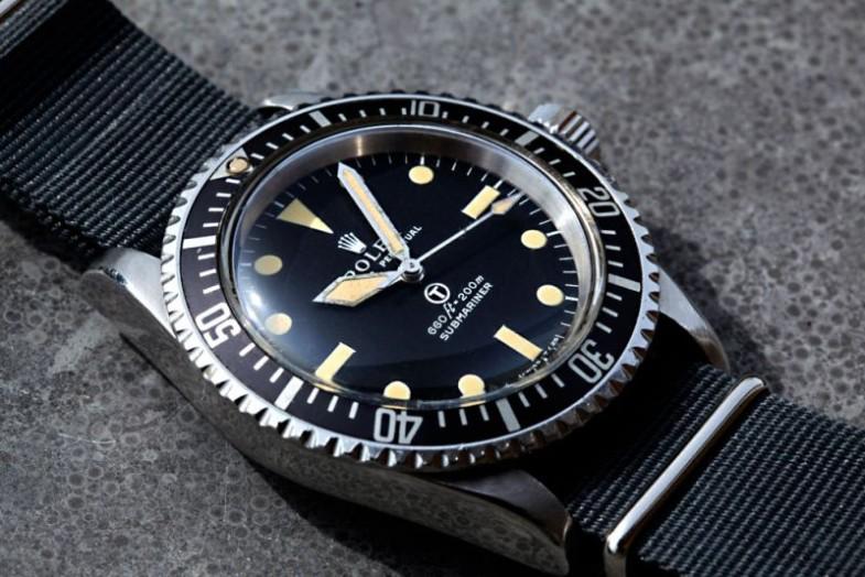 Rolex Milsub 04