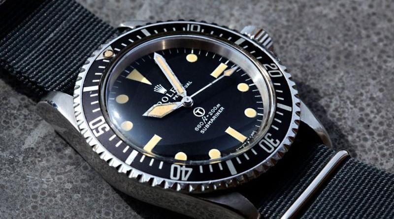 Military Rolex Submariner - история и хомажи (Из архива)