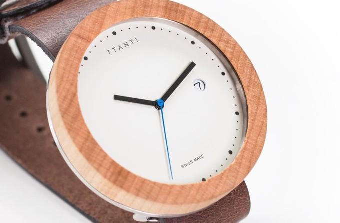 Часы из Чили на Kickstarter