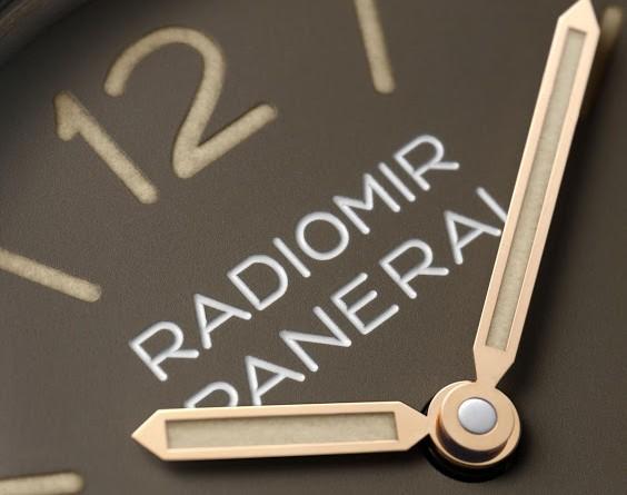 SIHH 2016: Panerai - Radiomir 1940 PAM662 и Luminor 1950 PAM663